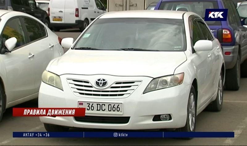 Кто должен платить штрафы за машины с армянскими номерами?