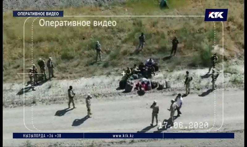 12 нарушителей госграницы задержали с помощью беспилотника
