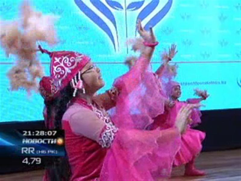 В Фонде первого Президента устроили танцевальный марафон
