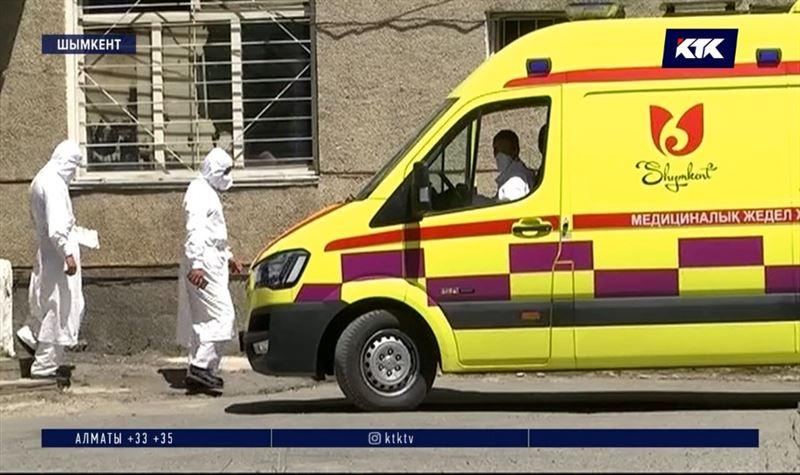 24 человека скончались в Шымкенте от пневмонии за 4 дня