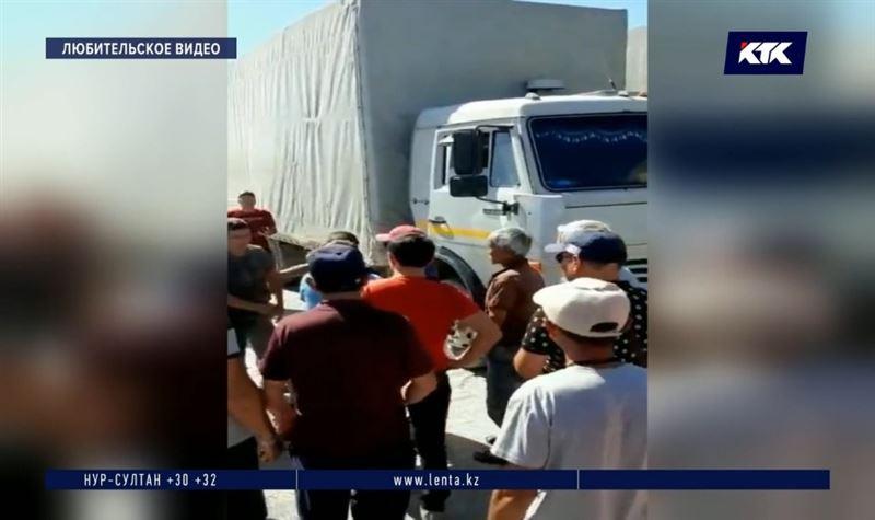 «Едут против шерсти»: хаос на казахстанско-китайской границе