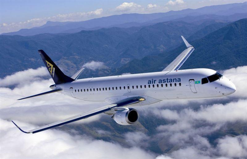 В Португалии завершили дело по самолету Air Astana, подававшему сигнал бедствия