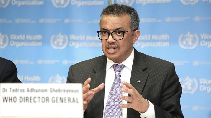 В ВОЗ сообщили об ускорении пандемии коронавируса в мире