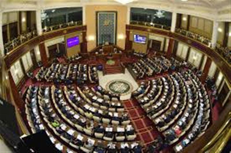 Парламент депутаттары демалысқа кетті