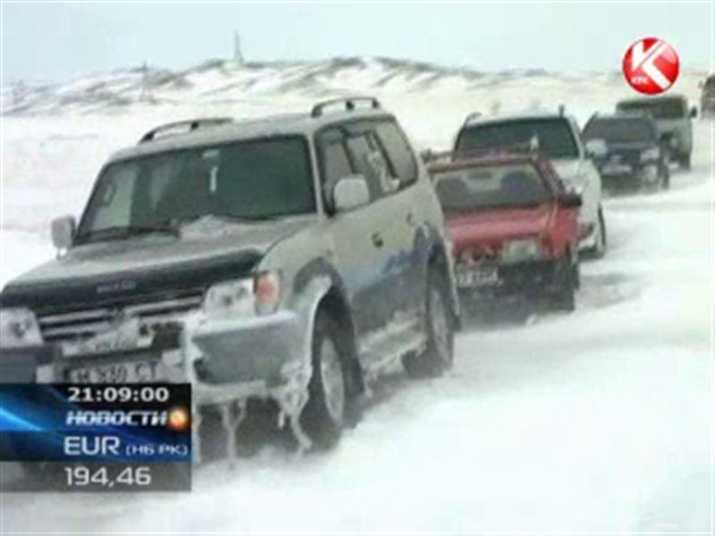 Непогода снова наносит удары по Казахстану