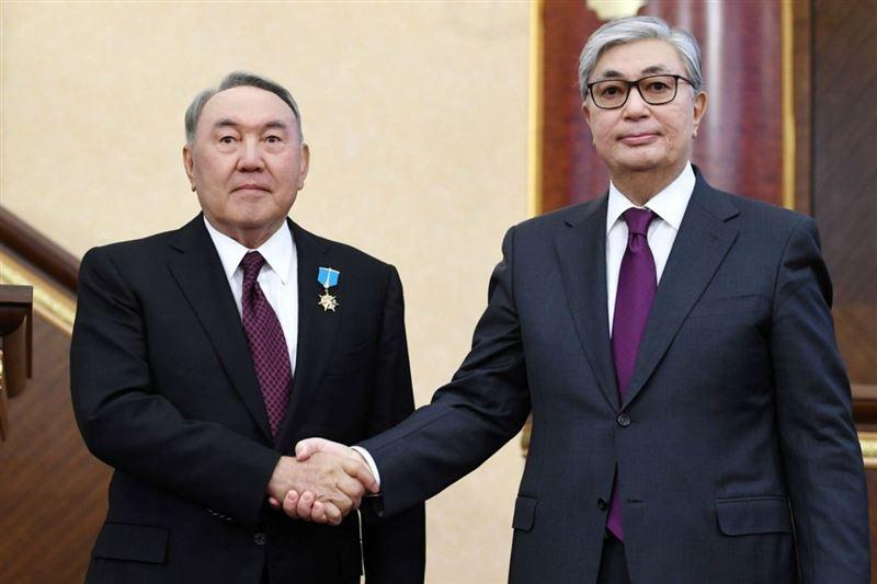 Тоқаев пен Назарбаев қалай танысты