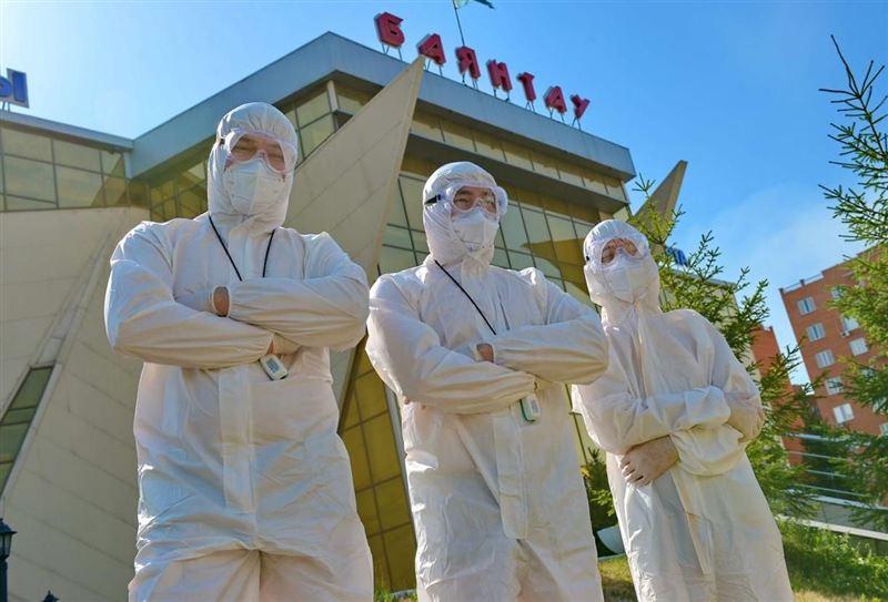 3000 коек дополнительно развернут для лечения зараженных КВИ в Павлодарской области