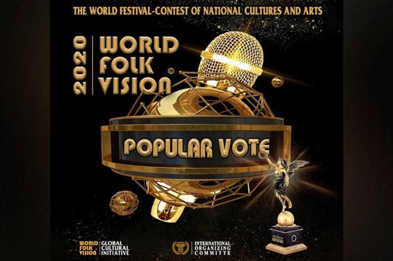 Қазақстандық бишілер World Folk Vision-2020 байқауында екінші орын иеленді