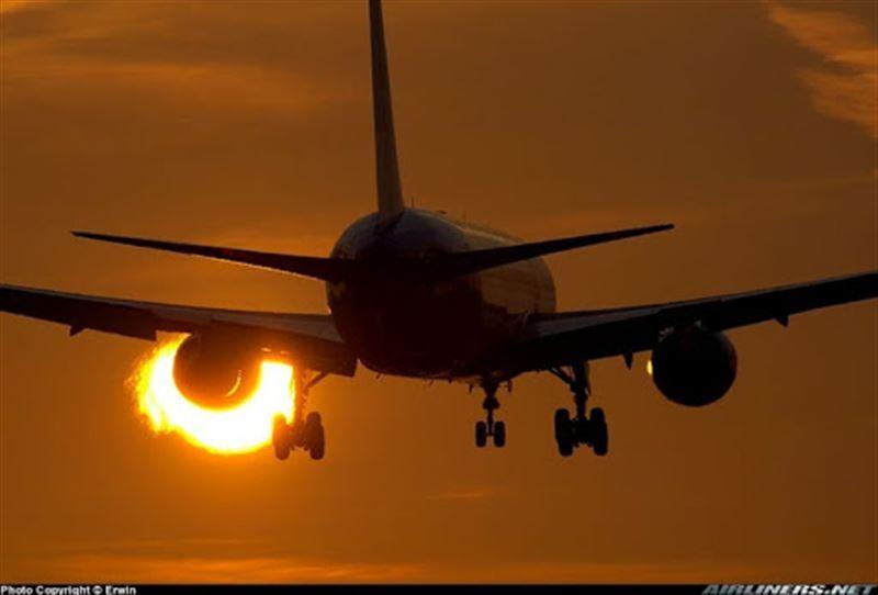 Доходы казахстанских авиакомпаний упали на 39%