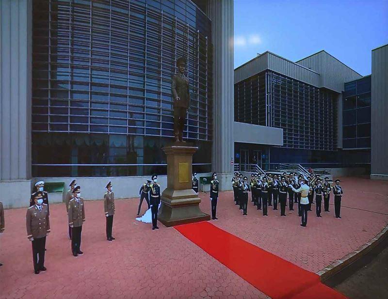 Қазақстанда Назарбаевқа арналған монумент ашылды