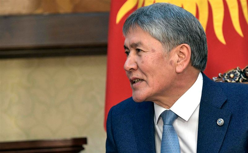 Что сообщается о состоянии экс-главы Кыргызстана