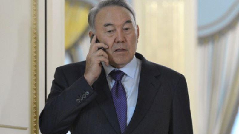 Елбасы переговорил по телефону с Пан Ги Муном