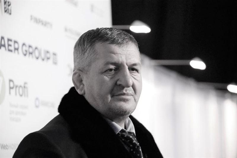 Хабиб Нурмагомедовтың әкесі қайтыс болды