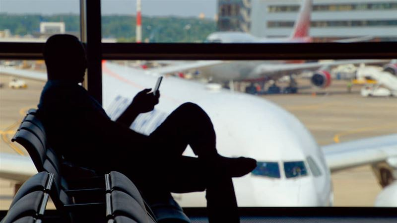 Авиакомпании Казахстана сохранят все запущенные авиарейсы на время жесткого карантина