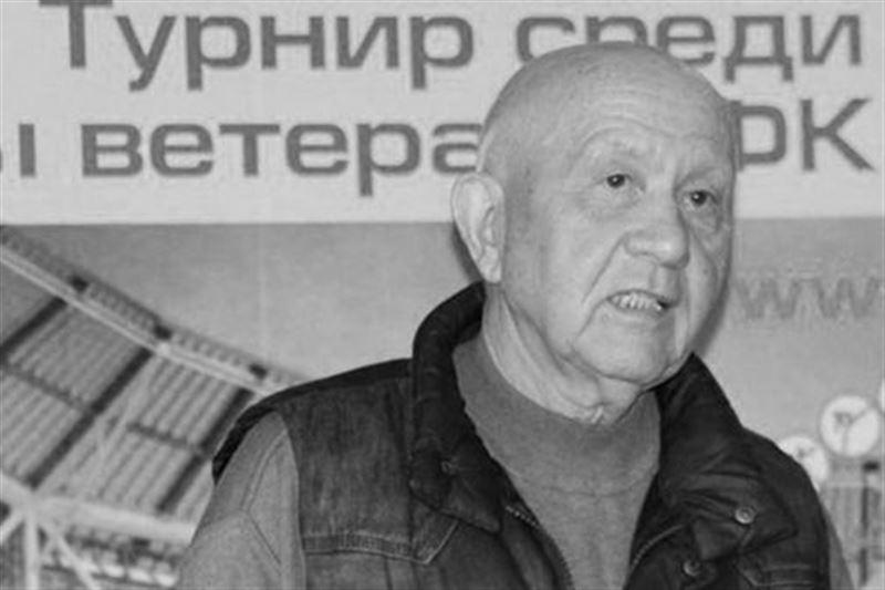 Скончался спортивный журналист и комментатор Диас Омаров