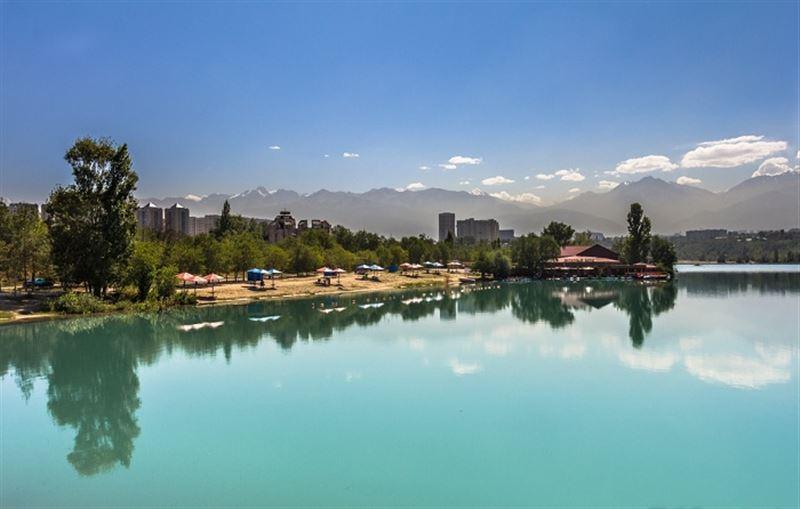 Запрещено купание в озере Сайран: в акимате Алмалинского района разъяснили строгие ограничительные меры