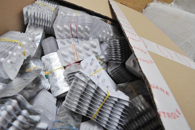 Незаконную продажу лекарственных препаратов выявили в Карагандинской области