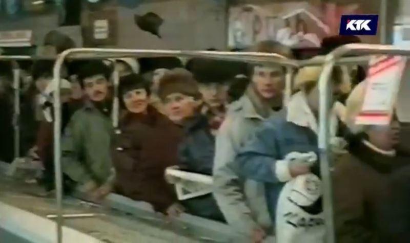 Бүгін КТК арнасы 90 жылдардағы еліміздің тыныс-тіршілігі жайында деректі фильм көрсетеді