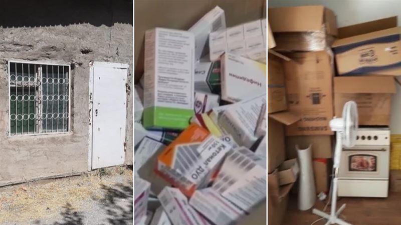 Предназначенные для бесплатного лечения лекарства продавали в Шымкенте
