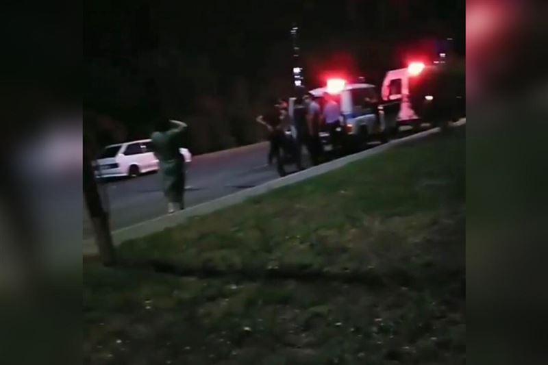 11-летнюю девочку сбили на пешеходном переходе