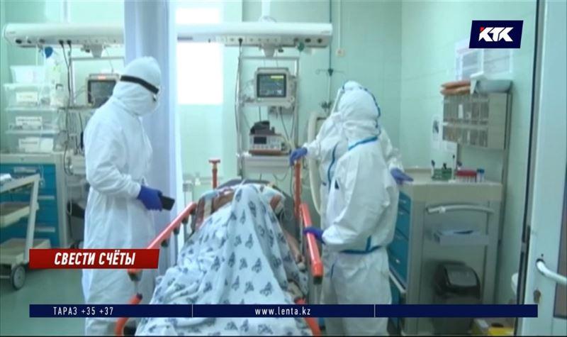 Число зараженных превысило количество лечащих от коронавируса врачей