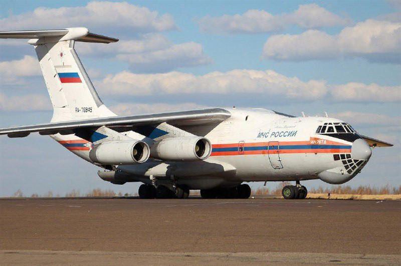 Казахстан получил гуманитарную помощь из России