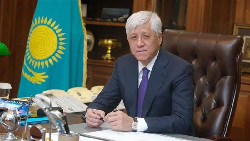 Аким Алматинской области лечится от коронавируса в Нур-Султане