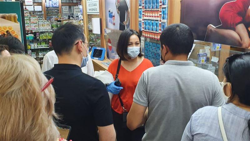 Волонтеры провели мониторинг алматинских апкет