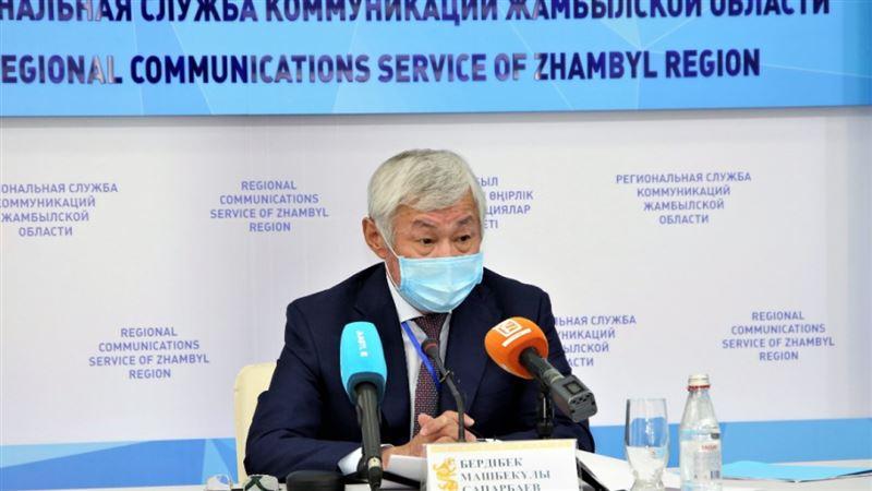 Глава Жамбылской области рассказал о ситуации в регионе