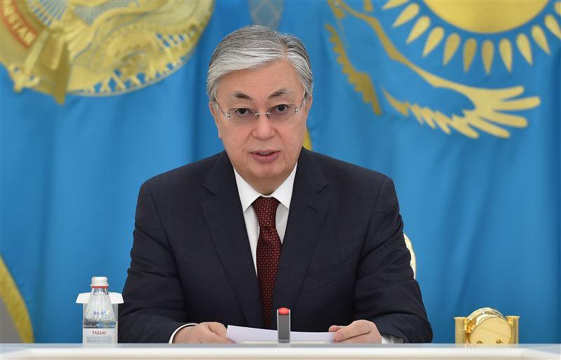 Обращение Токаева к народу Казахстана. Онлайн-трансляция