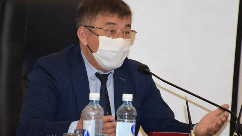 Аким Костаная Кайрат Ахметов заболел коронавирусом
