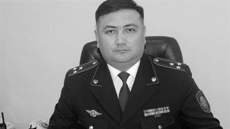 Причиной смерти начальника полиции Усть-Каменогорска стал коронавирус