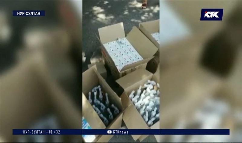 В Нур-Султане полиция проводит рейды по выявлению незаконной продажи медизделий