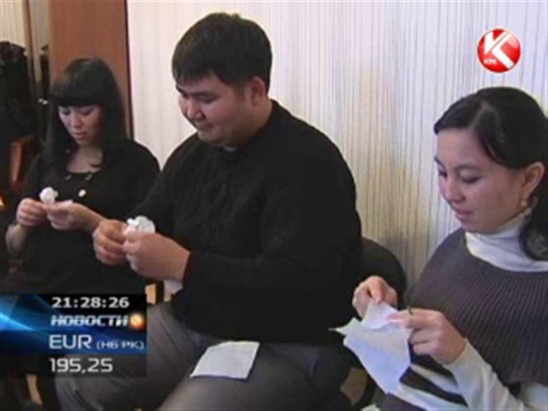 Молодоженов Астаны будут учить правилам семейной жизни