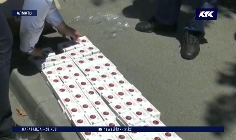 Алматинка планировала перепродать противовирусный «Ингавирин» на миллион тенге
