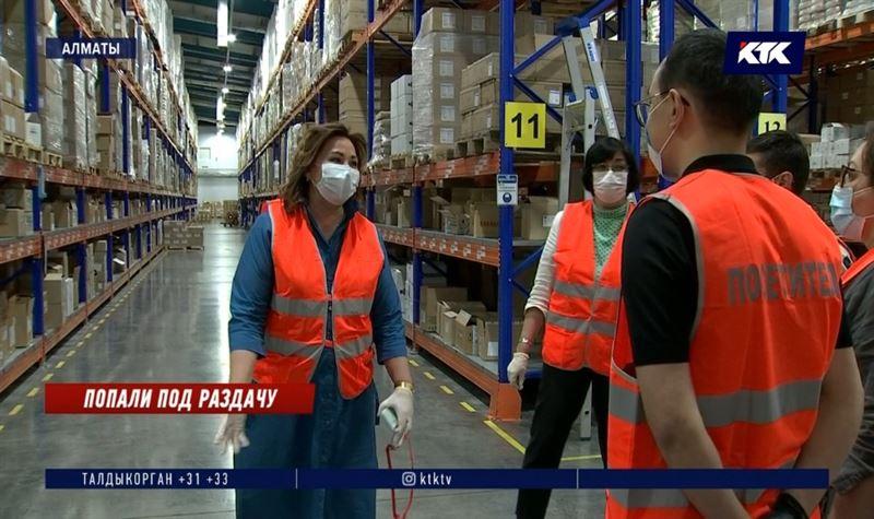 «СК-Фармация» подозревается в продаже гумпомощи, начата проверка