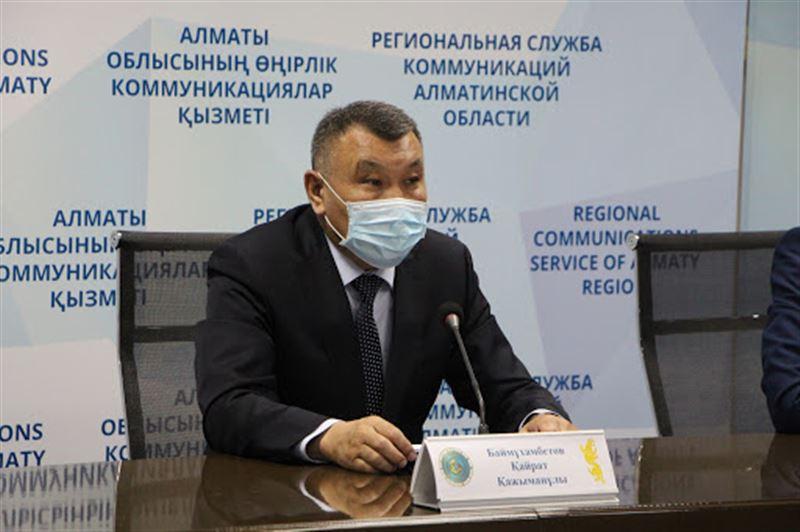 Алматы облысының бас санитар дәрігері көз жұмды