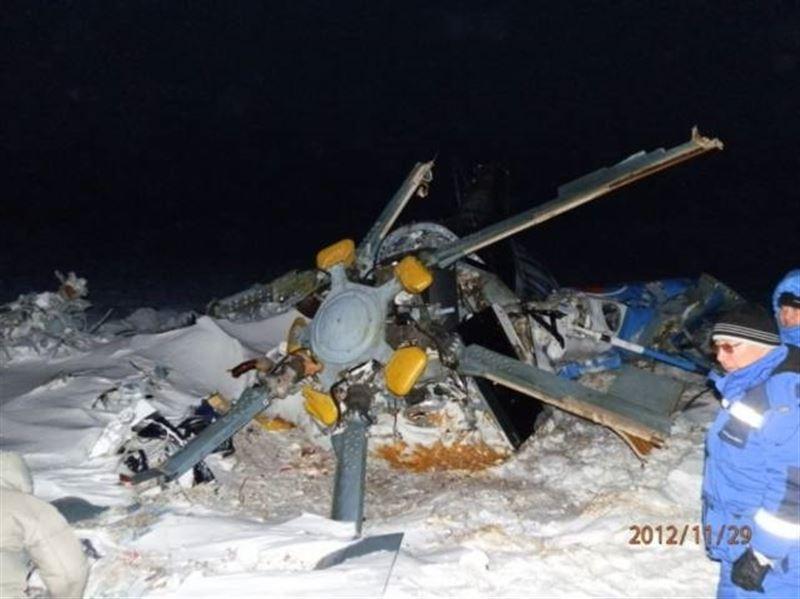 В Алматинской области обнаружили разбившийся Ми-8
