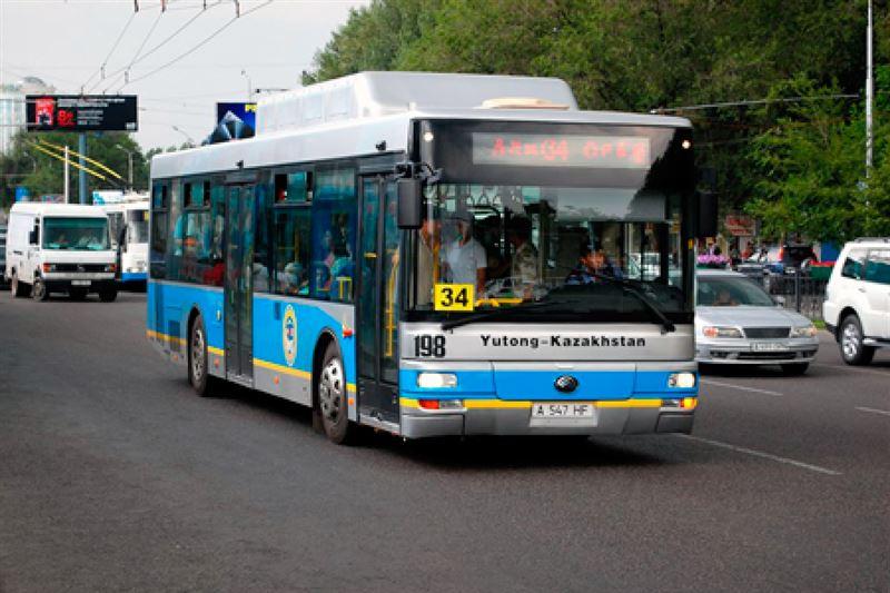 11 и 12 июля в Алматы не будет работать общественный транспорт