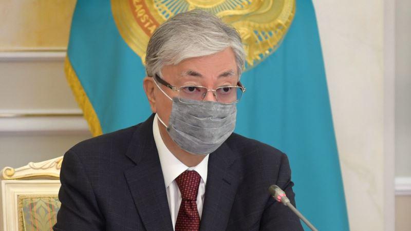 Касым-Жомарт Токаев заявил, что деньги на борьбу с кризисом есть