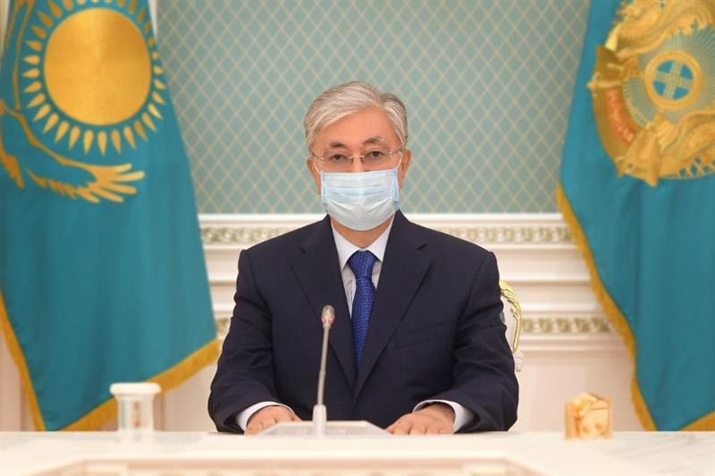 Тоқаев тағы қазақстандықтарға үндеу жолдамақ