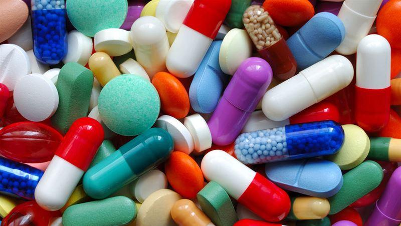 Около 55 тонн лекарственных препаратов поступит в Казахстан из России