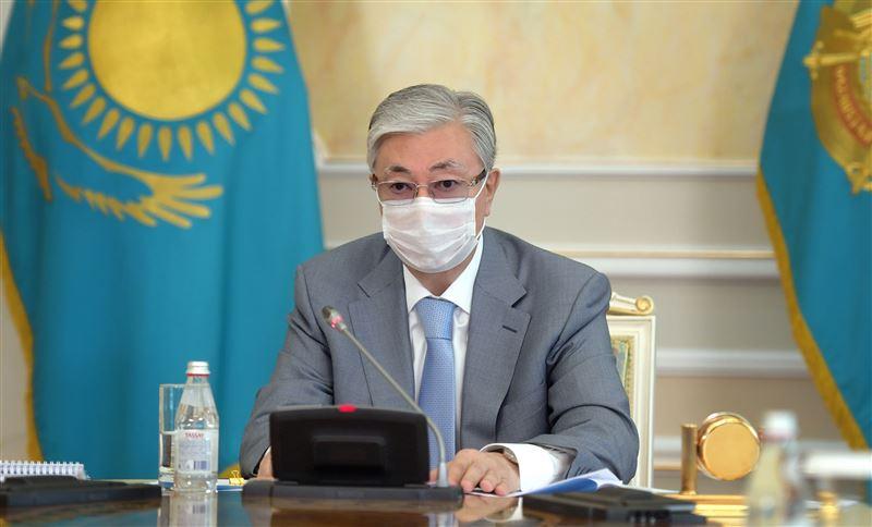 Состоялось заседание правительства под председательством Токаева