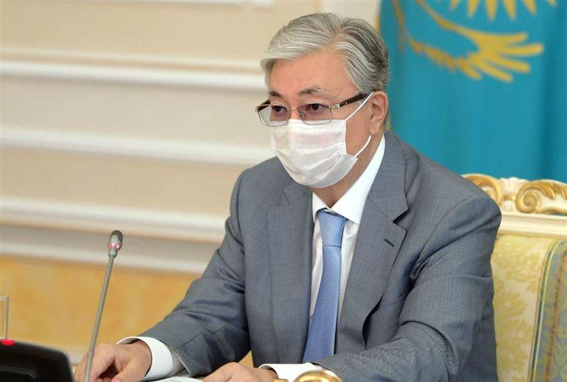 Тоқаев «табиғаты белгісіз пневмония» жайлы министрдің өзінен сұрады