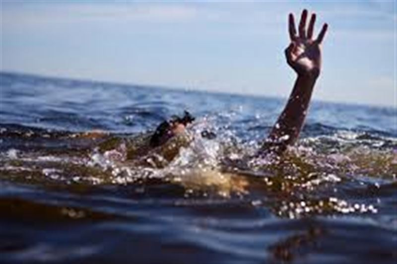 ТЖД-ның шомылу ережесіне құлақ аспаған жігіт суға кетті