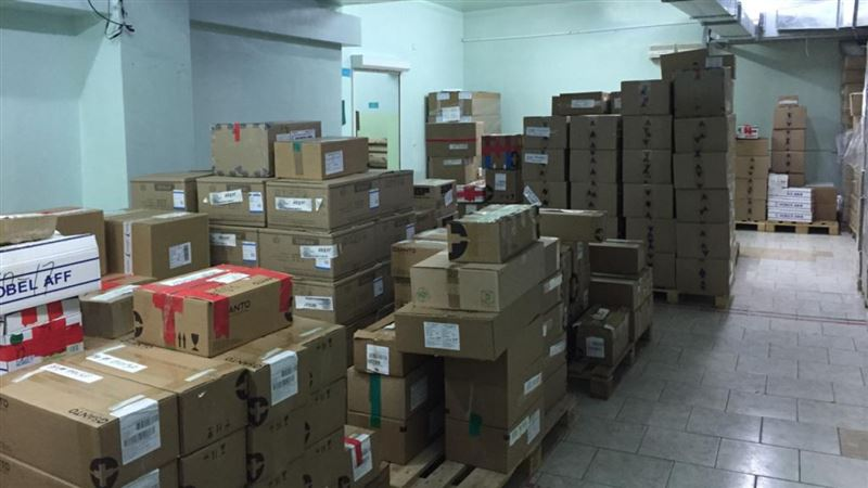 В Жамбылскую область прибыла партия лекарств от КВИ и пневмонии