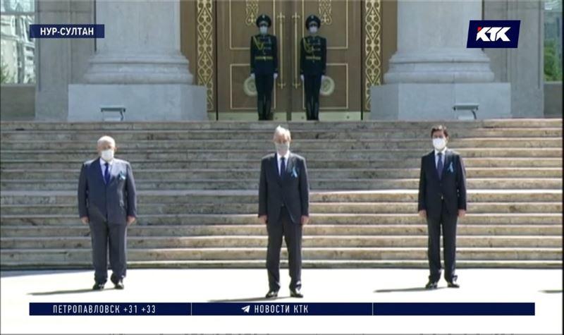 В Казахстане почтили память жертв COVID-19