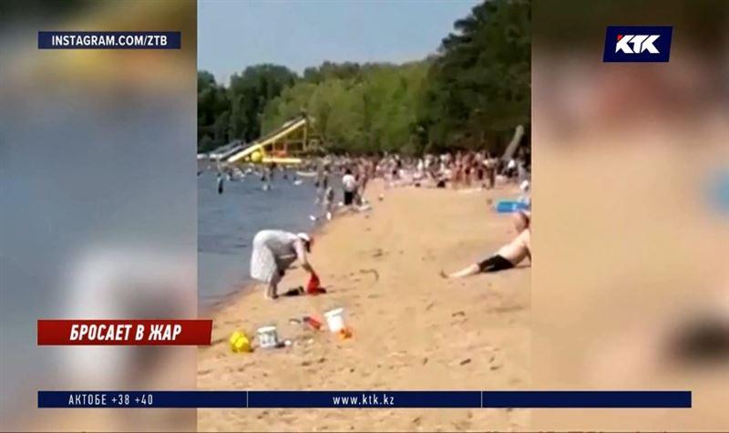 В Бурабайской и Зерендинской курортных зонах игнорируется карантин