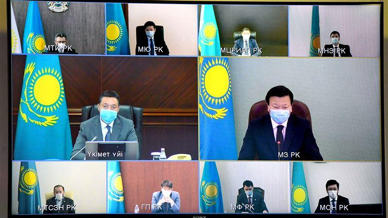 Аскар Мамин рассказал, как будут осуществляться выплаты 42 500 тенге в июле казахстанцам