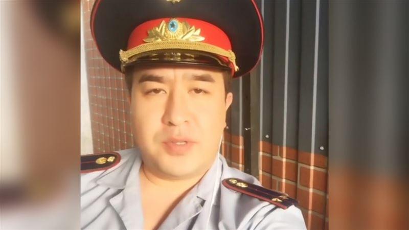 В департаменте полиции прокомментировали видеовайн певца Кентала